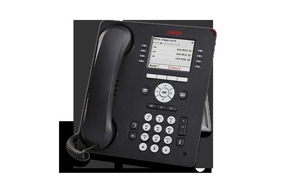Avaya 9611G VoIP - SpeakerphoneNetwork