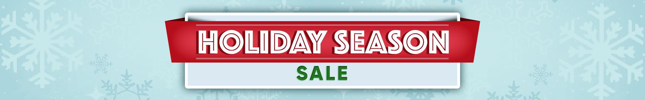 Holiday Season Sale