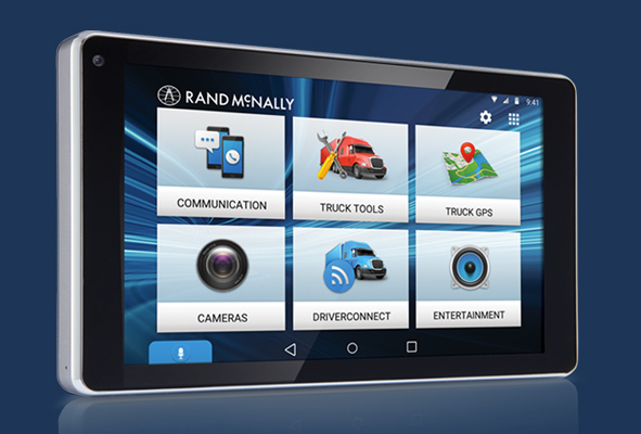 Rand McNally Overdryve™  Pro Wireless series