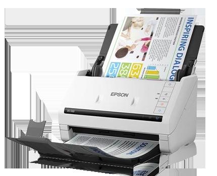 Epson DS-530 Duplex Document Scanner