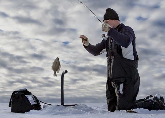 Ice Fishing & Bundle Kits