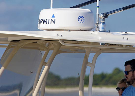 Garmin Radars