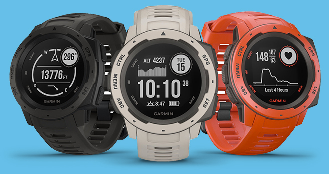 Garmin Instinct Outdoor Smart Watch
