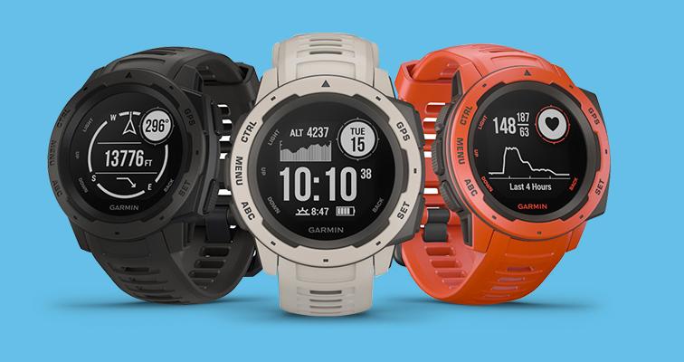 Garmin Instinct Outdoor Smart Watch