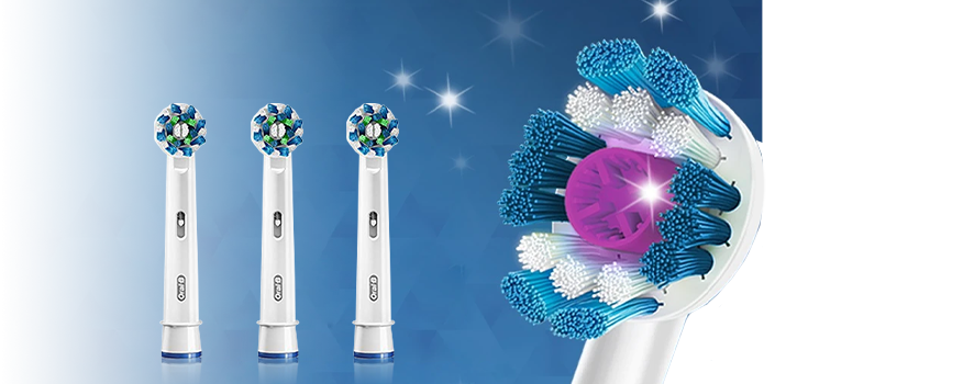 Oral B Brush head for every need