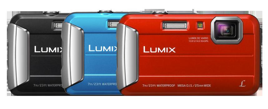 Panasonic Lumix Tough Digital Camera