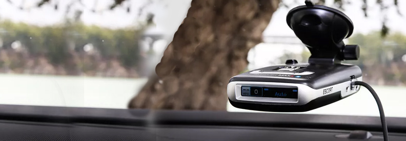 Corded Radar Detector