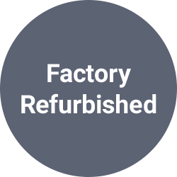 Factory Refubished
