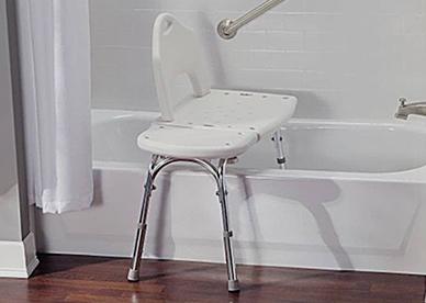 Bath & Shower Seats