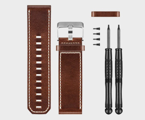 Leather Strap Band