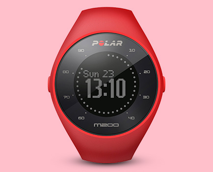 Polar M200 Bluetooth Smart with Mobile