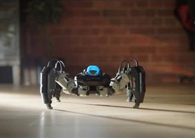Gaming Robots