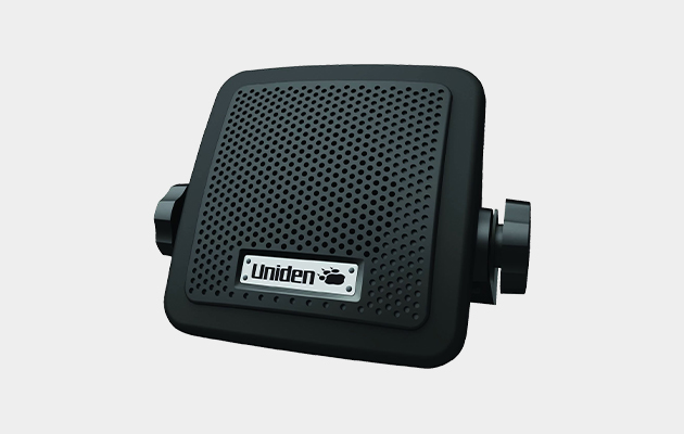 Uniden Speakers for Scanners