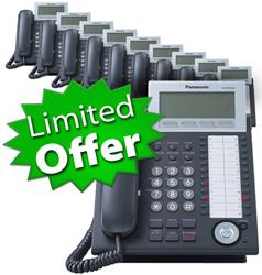 "<ul> <li>Digital Corded Phone <li><span class=""bluebold"">6-Line Backlit LCD Display</span> <li>USB Interface for CTI <li><span class=""blackbold"">Bluetooth Module Compatible</span> (KX-NT307) </li> <li>eXtra Device Port (XDP)  <li>Digital Extra Device Port (DXDP) </ul>"