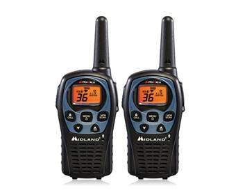 midland xtra talk lxt560vp3 2 radios