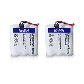 replacement battery for atnt bt905 2 pack