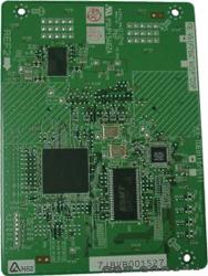 """<ul> <li><span class=""""blackbold"""">4 Channel VoIP DSP Card</span></li> <li> Supports 4 IP Trunks </li> <li> Supports 8 IP Phones </li> <li><span class=""""redbold"""">Mounts on the IPCMPR Card </span></li> </ul>"""