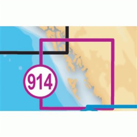 navionics platinum plus north bc and baranof island