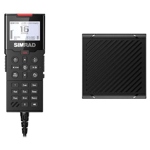 simrad hs100 wired handset   speaker