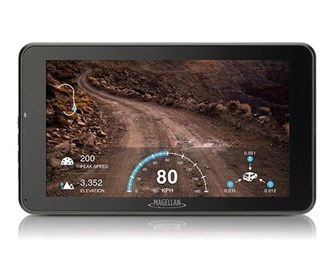 magellan tr7 cam trail and street gps navigator with a camera