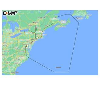 c map m na y202 ms reveal nova scotia to chesapeake bay coastal chart