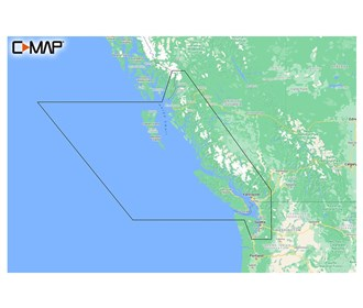 c map m na y207 ms reveal columbia and puget sound coastal chart