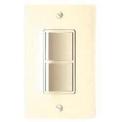 """Product # FV-WCSW21-A <br /> <ul>   <li><span class=""""blackbold"""">2 Function On/Off Switch</span></li>   <li>Control DC Motored Fans</li>    <li>Fits Single Gang Box</li>   <li>Commercial Grade</li>   <li>LED Lighting</li>   <li>Includes Matching Wall Plate</li> </ul>"""