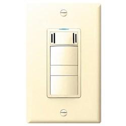"""Product # FV-WCCS2-A <br /> <ul>   <li><span class=""""blackbold"""">On/Off/Light Control Switch</span></li>   <li><span class=""""redbold"""">Dual Sensing Moisture Control Technology</span></li>   <li><span class=""""bluebold"""">Adjustable Minutes Per Hour (MPH) Fan Timer</span></li>   <li>Manual On/Off Control</li>   <li>Commercial Grade 8 Amp Maximum Load</li>   <li><span class=""""bluebold"""">Automatic 30-Min Countdown Timer</span></li>   <li><span class=""""blackbold"""">Optional Moisture Sensitivity Selector</span></li>    <li>Includes Wall Plate</li> </ul>"""