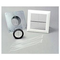 "Product # PC-NLF06S <br /> <ul>   <li><span class=""blackbold"">Installation Kit</span></li>   <li>Designed For WhisperLine Fans</li>   <li><span class=""bluebold"">6"" Single Inlet</span></li>   <li>1 (6"") Inlet Grille</li>   <li>6 Clamps</li>   <li>1 (6"") Backdraft Damper</li> </ul>"