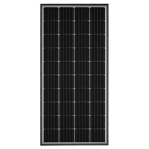 xantrex 160w solar panel with mounting hardware