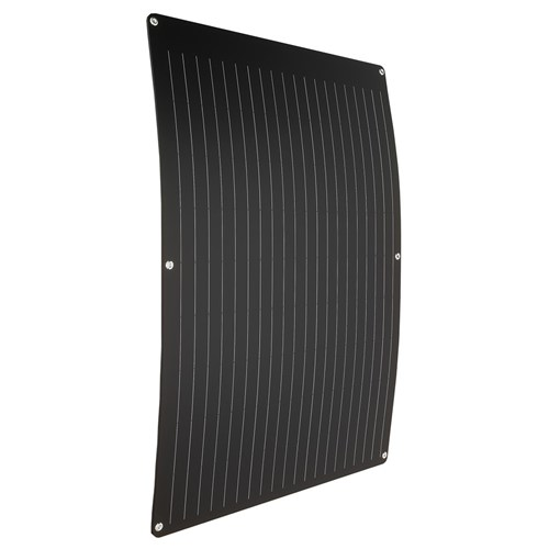 xantrex 110w solar flex panel with mounting hardware