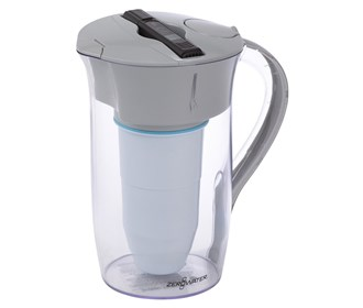 zerowater 8 cup round water filter pitcher zr 0810g 8 cup