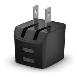"Product # 010-13023-01<br/> <br/> <ul> <li><span class=""blackbold"">USB Power Adapter</span></li> <li>Charges 2 Compatible Devices at the Same Time</li> <li>5V/2.4A Output Power</li> <li>Compact Foldable Plug</li> </ul>"