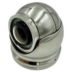 "Product # 000-15876-001 <br /> <ul> <li><span class=""blackbold"">POE IP Camera</span></li> <li>Compact Size Camera - 1.8mm Wide-angle Lens</li> <li><span class=""redbold"">High-performance Infra Red LEDs</span> <br />- Provides Up To 10m visibility In Dark</li></li> <li><span class=""bluebold"">High Resolution: 1920 x 1080</span></li> <li>Rugged 316 Stainless Steel Housing</li> <li>Water Resistant</li> <li><span class=""blackbold"">Day &amp; Night Function</span> <li>Power Over Ethernet (POE) Or 12V Supply Options</li> <li>Connects w/ Selective Muiltifunction Displays</li> </ul>"