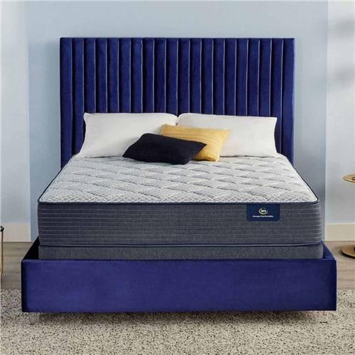 azure bay plush queen size mattress only