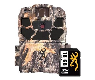 browning dark ops max hd plus camera with 16 gb sd card
