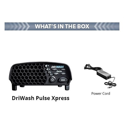 ozonics driwash pulse xpress   pulsexpressp