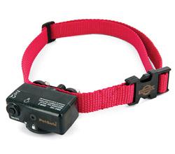 "<ul>   <li><span class=""blackbold"">Deluxe Bark Control Collar</span>   <li><span class=""bluebold"">For Dogs 8 Pounds & Up</span>   <li>Automatic or Manual Mode   <li>3 Correction Modes, each w/ 6 Levels of Correction   <li>Patented Perfect Bark™ Technology   <li>Good/low Battery Indicator   <li>Durable, Waterproof Receiver Collar </ul>"
