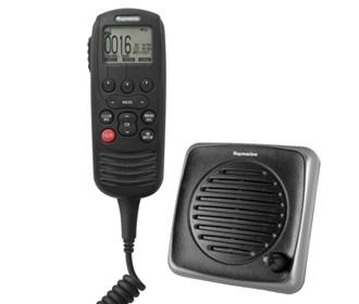 raymarine ray260 modular vhf radio 48323b
