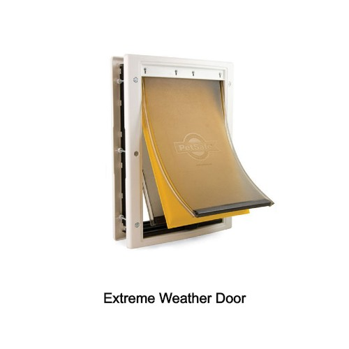 extreme weather door