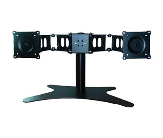 doublesight displays dual display stand