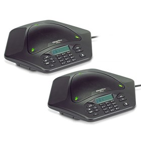 clearone maxattach 2 phone system