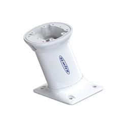 """Product # PMA-107-M1<br/><br/> <ul> <li><span class=""""blackbold"""">Modular Mount</span></li> <li>20 Degree Leaning Profile Design</li> <li>Heavy Duty Cast Aluminum Construction</li> <li>Pre-Drilled Base</li> <li>Water Tight Light or GPS Bar Option</li> <li>Small Footprint Design</li> </ul>"""