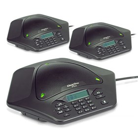 clearone maxattach 3 phone system