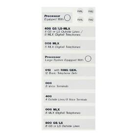 avaya label 30245