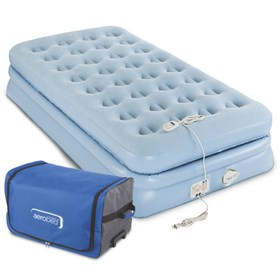 Elevated Travel Bed Twin