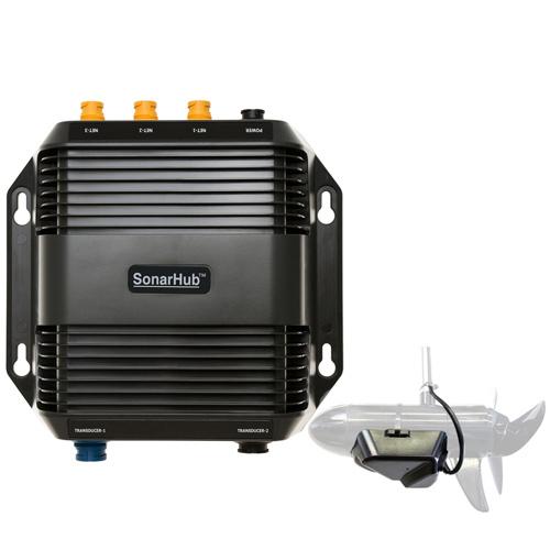 simrad sonarhub with spotlightscan