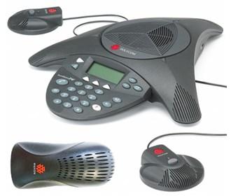 polycom 2200 16200 001 with ex mics
