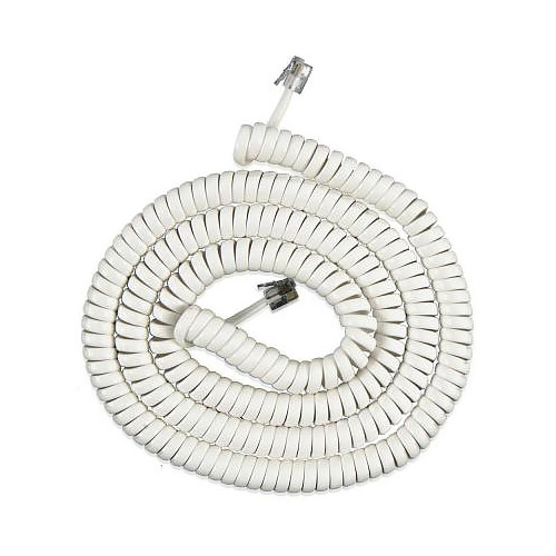 25 Foot Coil Cord