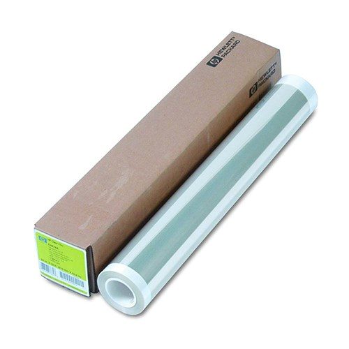 hp clear film for inkjet 24in x 75ft